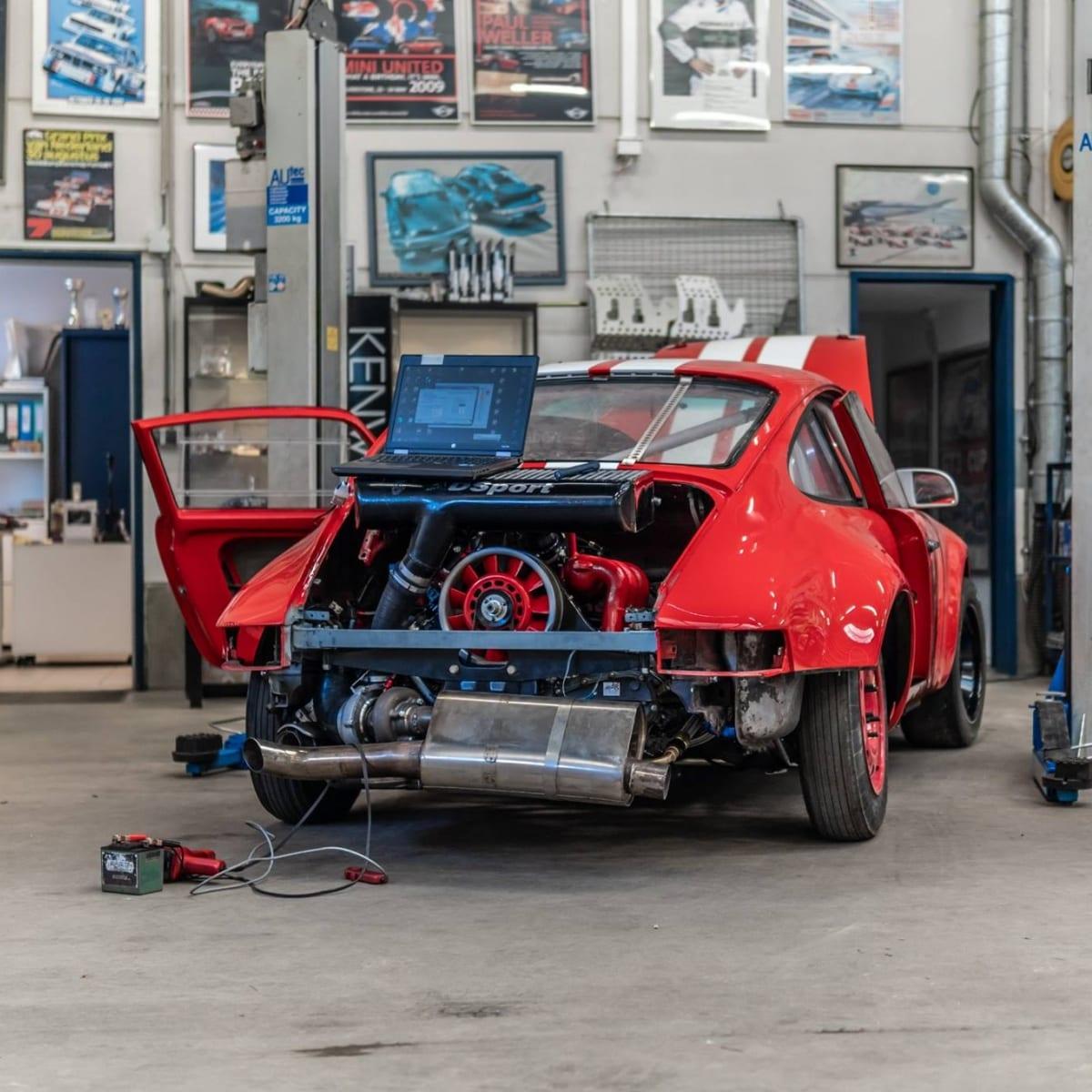 Porsche Projecten